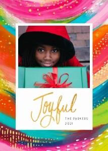 Joyful Holiday by EttaVee