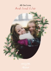 Christmas Wreath by Lily & Val