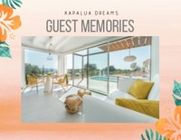 Vacation Guestbook