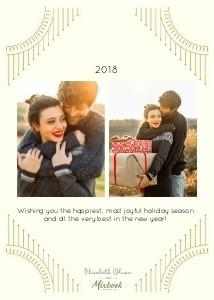 Deco Holiday by Elizabeth Olwen
