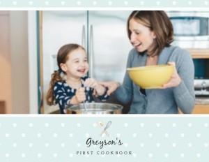 Custom Recipe book by Magnolia Bakery