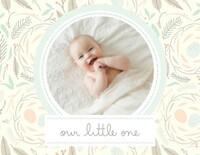 Baby Boy Album by Elizabeth Olwen