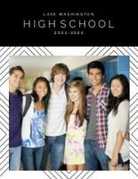 Black & White Yearbook