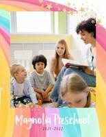 Rainbow Preschool Yearbook