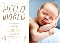 Hello World by Hello!Lucky