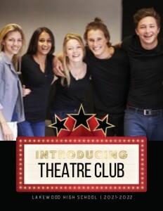 Theatre Club Yearbook