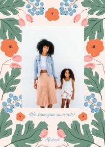 Peach Mother's Day by Cathy Nordstrom
