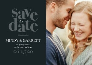 Bold Type Save the Date