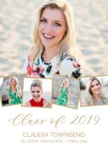 Graduation Snapshot Collage