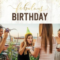 Rustic Birthday Celebration