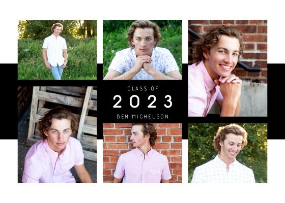 Photo Collage Graduation
