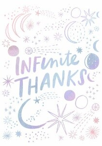 Infinite Thanks by Hello!Lucky