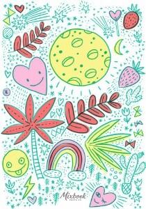 Hello Doodles by Hello!Lucky