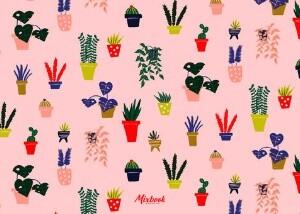 Plant Birthday Party by Black Lamb Studio
