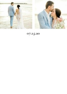 Geometrical Foil Wedding