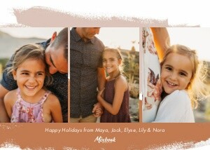 Merry and Bright Christmas by Lake Erie Design Co