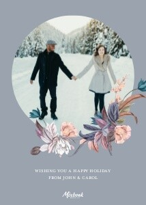 Merry Florals by Plum Pretty Sugar