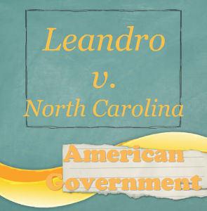 Leandro V Nc Amendment